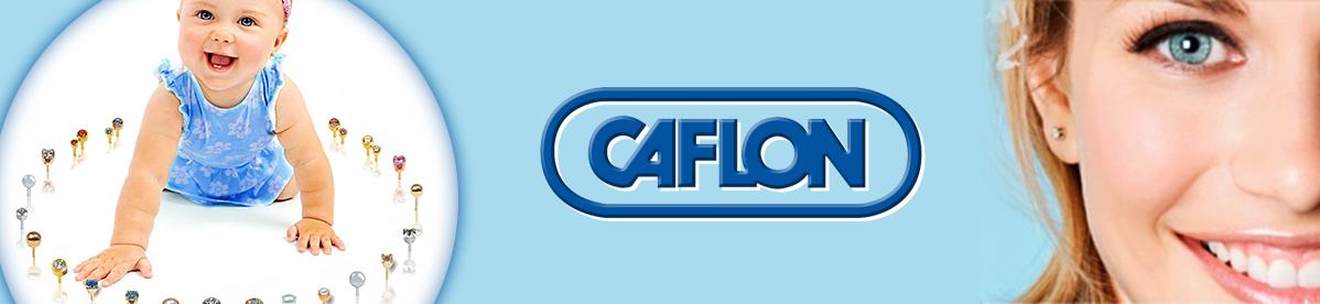 Серьги для пирсинга Caflon