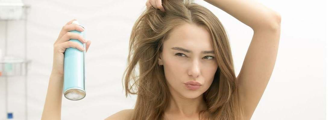 Сухой шампунь – преимущества и недостатки!