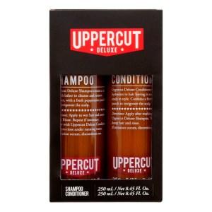 Набор Uppercut Deluxe Everyday Shampoo + Everyday Conditioner 250 мл + 250 мл