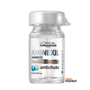 Лосьон L'Oreal Professionnel Aminexil против выпадения волос 6 мл