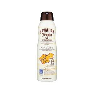 Спрей для загара Hawaiian Tropic Silk Hydration Air Soft SPF 15 177 мл