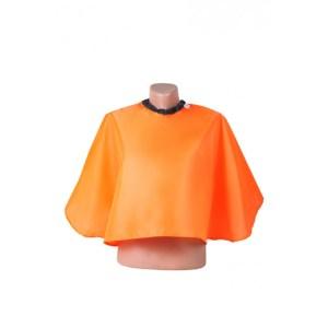 Пелерина для клиента Rio оранжевая 40 см