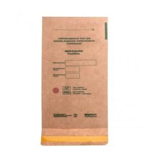 Крафт-пакеты для стерилизации Медтест 115х200 мм с индикатором 100 шт
