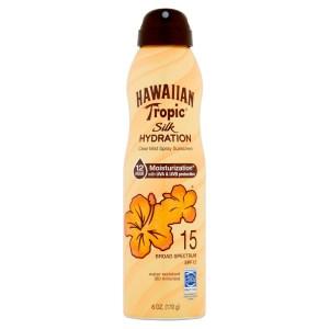 Масло-спрей для загара Hawaiian Tropic Protective SPF 15 220 мл