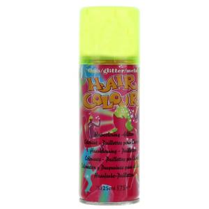 Цветной спрей для волос La Riche Fluo желтый 125 мл