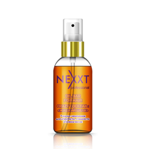 Флюид-коктейль NEXXT Professional Oil Bar для восстановления поврежденных волос 50 мл