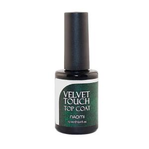 Топовое покрытие Naomi Velvet Touch 12 мл