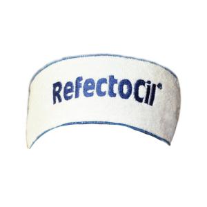 Косметическая повязка RefectoCil махровая