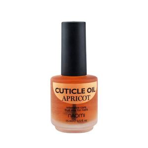 Масло для кутикулы Naomi Cuticle Oil Apricot 15 мл
