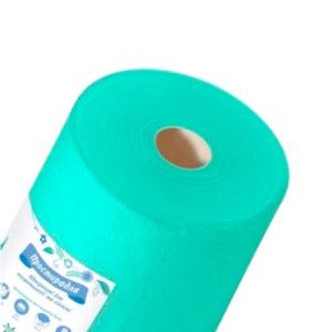 Одноразовые простыни K.tex 20 зеленый 0,8х100 м 20 микрон