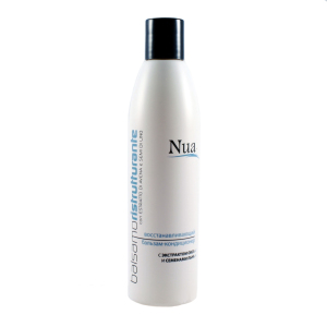Бальзам-кондиционер для волос Nua восстанавливающий с экстрактом овса и семенами льна 250 мл