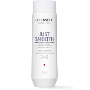 Шампунь Goldwell Dualsenses Just Smooth Taming для непослушных волос усмиряющий 100 мл