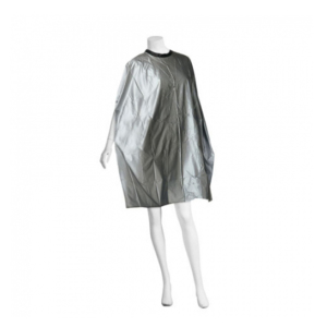 Пеньюар Comair Plastique серебристый 115 х 150 см