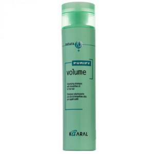 Шампунь Kaaral Volume для тонких волос с маслом лимнантеса 250 мл
