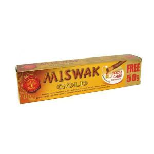 Зубная паста Dabur Miswak Gold 120 г + 50 г