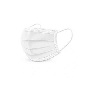 Маски медицинские Face Mask белые 50 шт