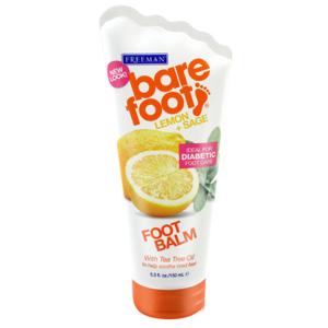 Бальзам для ног Freeman Bare Foot Лимон и Шалфей 150 мл