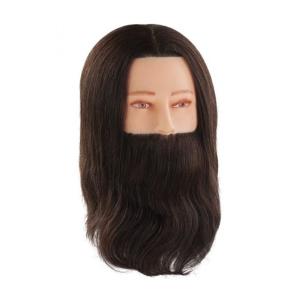 Манекен учебный для парикмахеров Сomair Paul с бородой 35 см