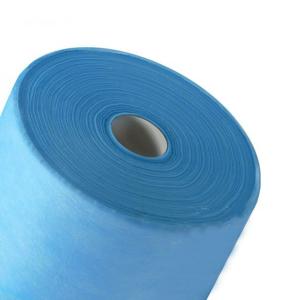 Одноразовые простыни K.tex 20 голубой 0,8х100 м