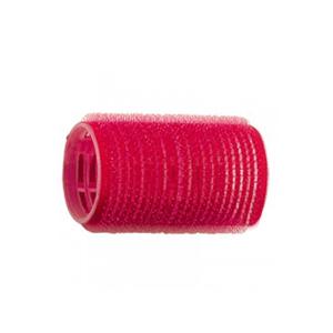 Бигуди-липучки Comair d-36 мм красные 12 шт