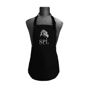 Фартук SPL 905070A Mini односторонний черный