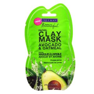 Глиняная маска для лица Freeman авокадо 15 мл