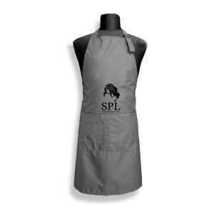 Фартук SPL 905071F Medium односторонний серый