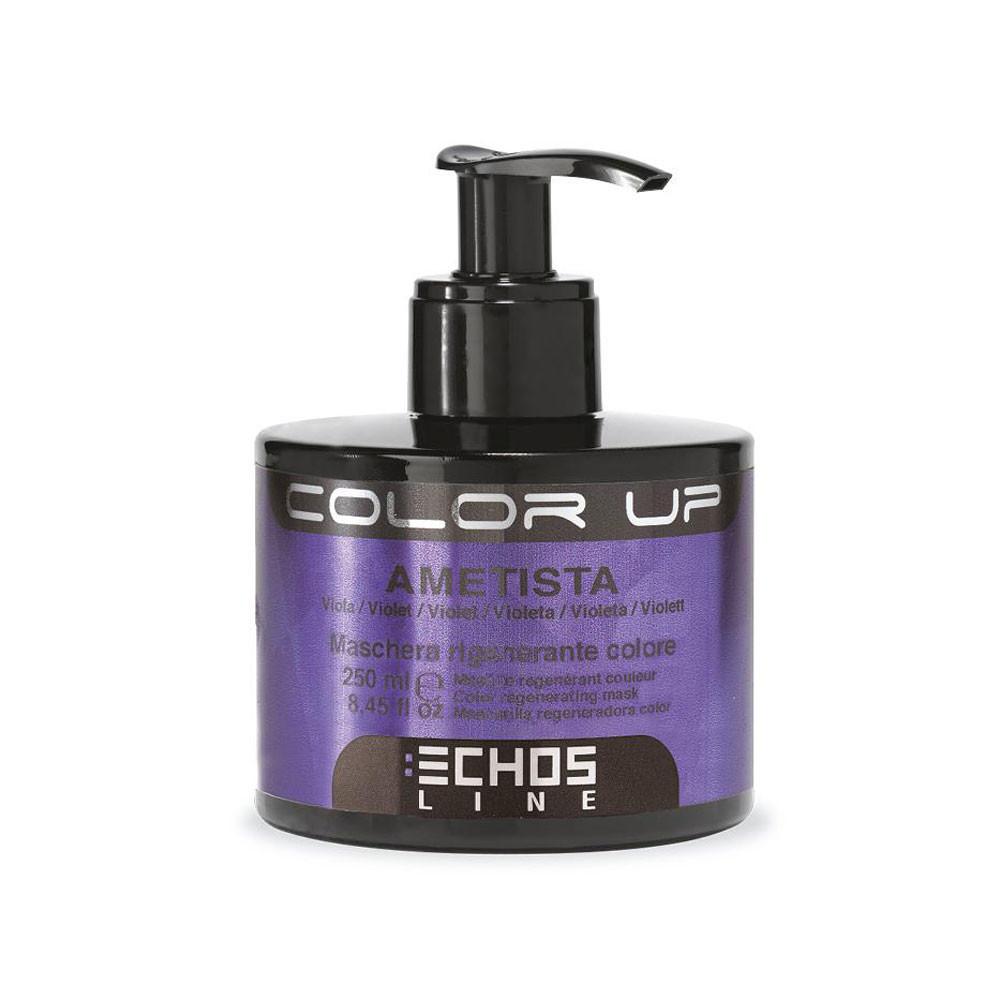 Тонирующая маска Echosline Color Up Viola Фиолетовая 15 мл