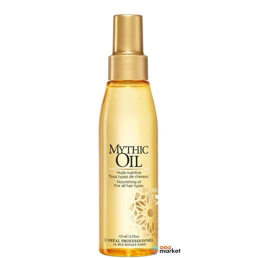 Масло для волос L'Oreal Professionnel Mythic Oil питательное 125 мл