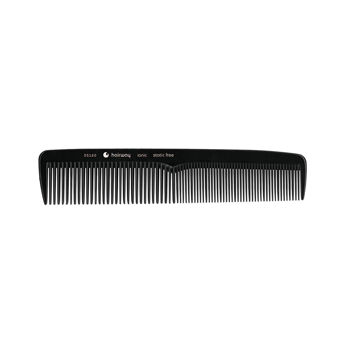 Гребень Hairway 05160 ионный антистатичный 192 мм