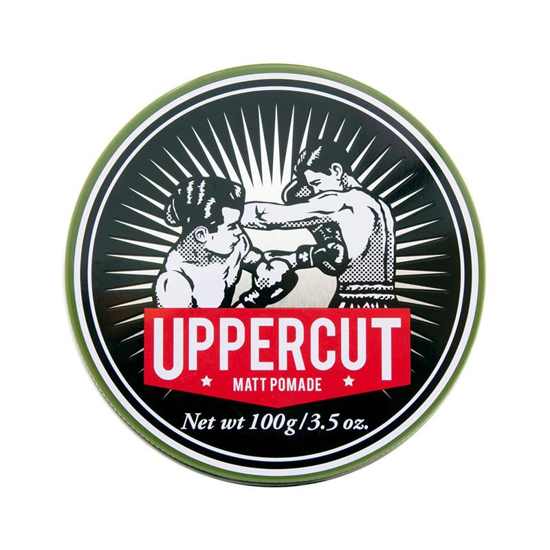Помада для укладки Uppercut Deluxe Matt Pomade Матовая 100 г