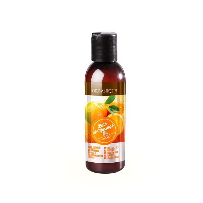Масло для ванны и массажа Organique Апельсин 125 мл