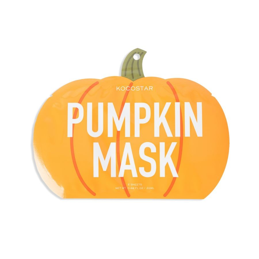 Маска-слайс Kocostar Pumpkin Slice Mask Sheet Тыква 20 мл