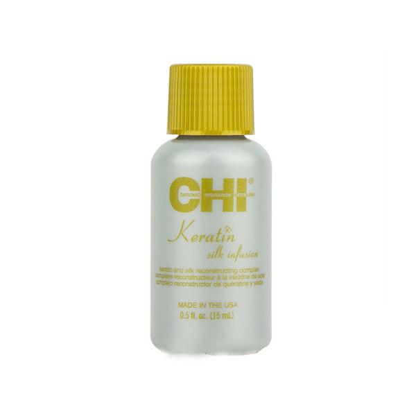 Натуральный шелк CHI Keratin Silk Infusion 15 мл