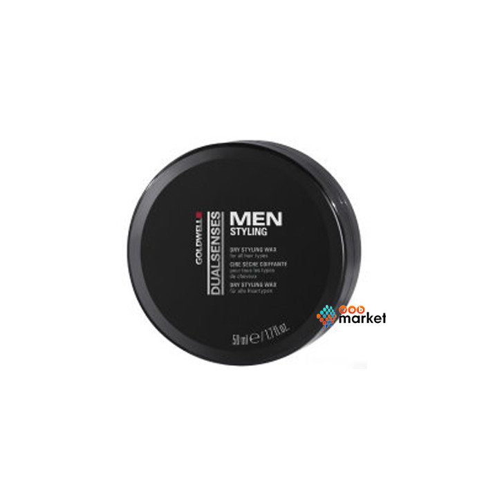 Сухой воск Goldwell DualSenses For Men для стилизации 50 мл