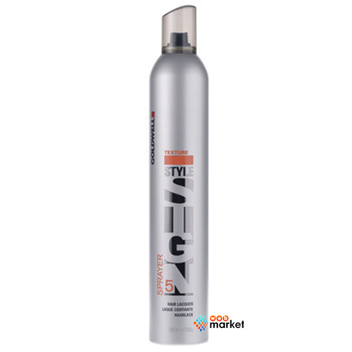 Лак Goldwell Style Sign Texture Sprayer сильной фиксации 500 мл