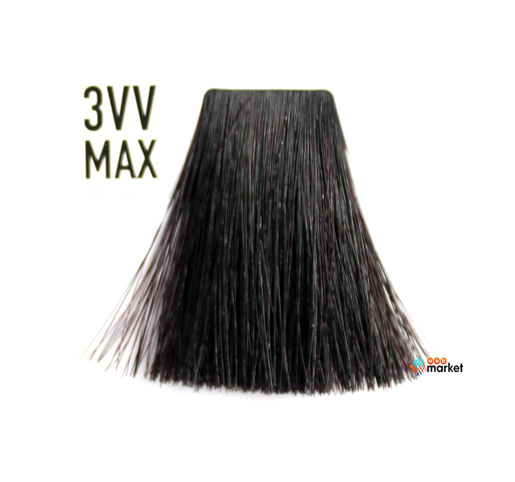 Краска для волос Goldwell Topchic 3VV MAX чернослив 60 мл