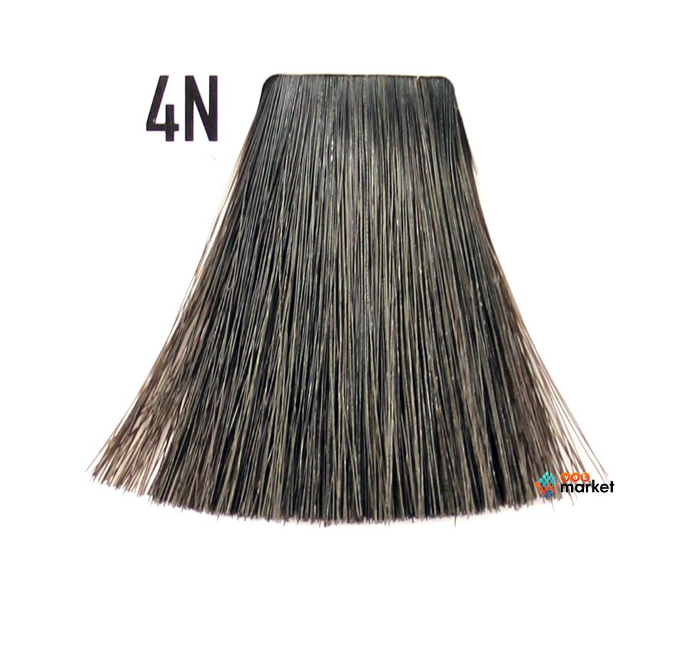 Краска для волос Goldwell Topchic 4N средне-коричневый 60 мл