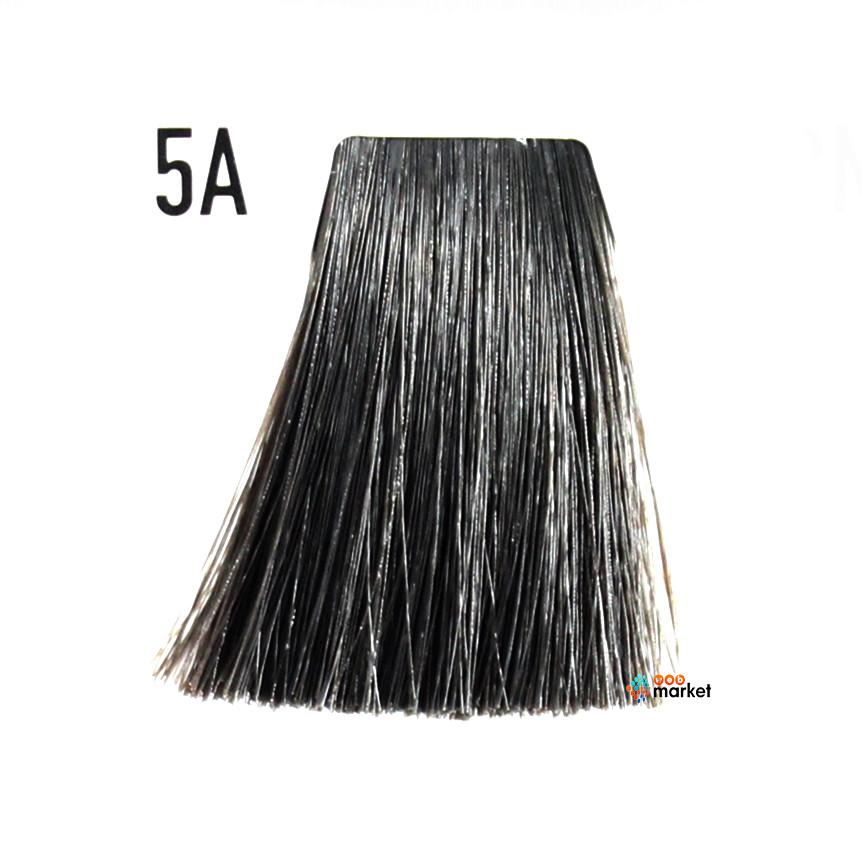 Краска для волос Goldwell Topchic 5A светлый коричневый пепельный 60 мл