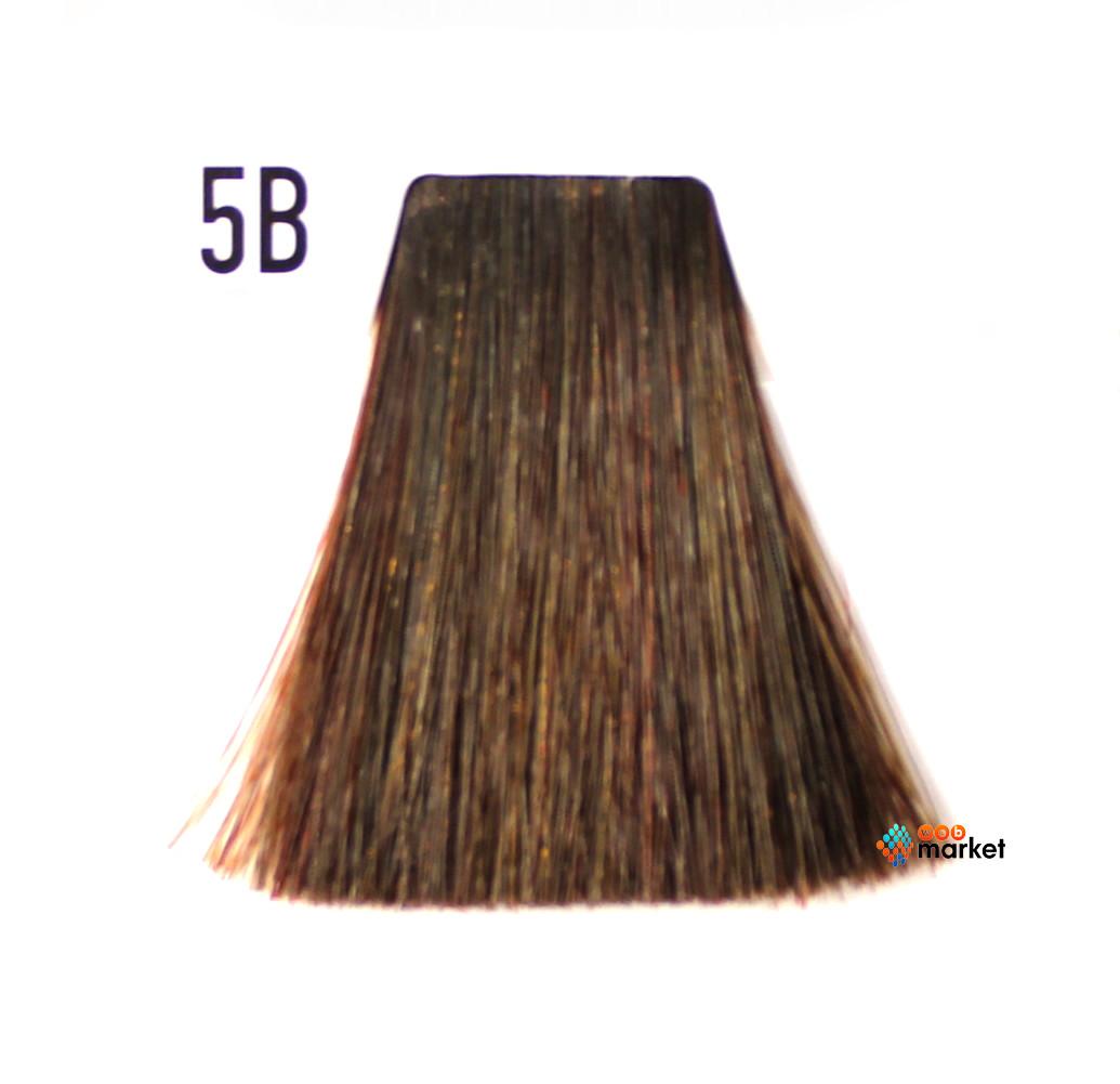 Краска для волос Goldwell Topchic 5B светлый коричневый бежевый 60 мл