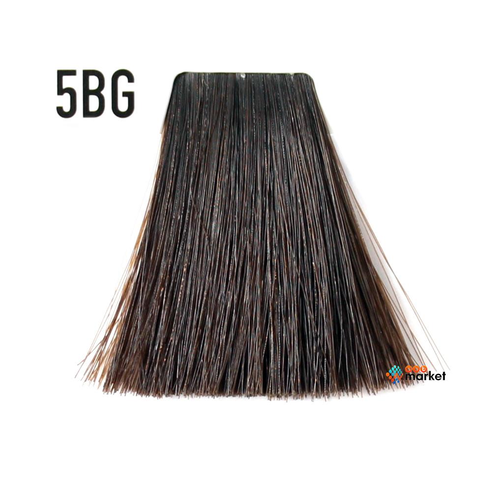 Краска для волос Goldwell Topchic 5BG светлый коричневый бежевый золотистый 60 мл