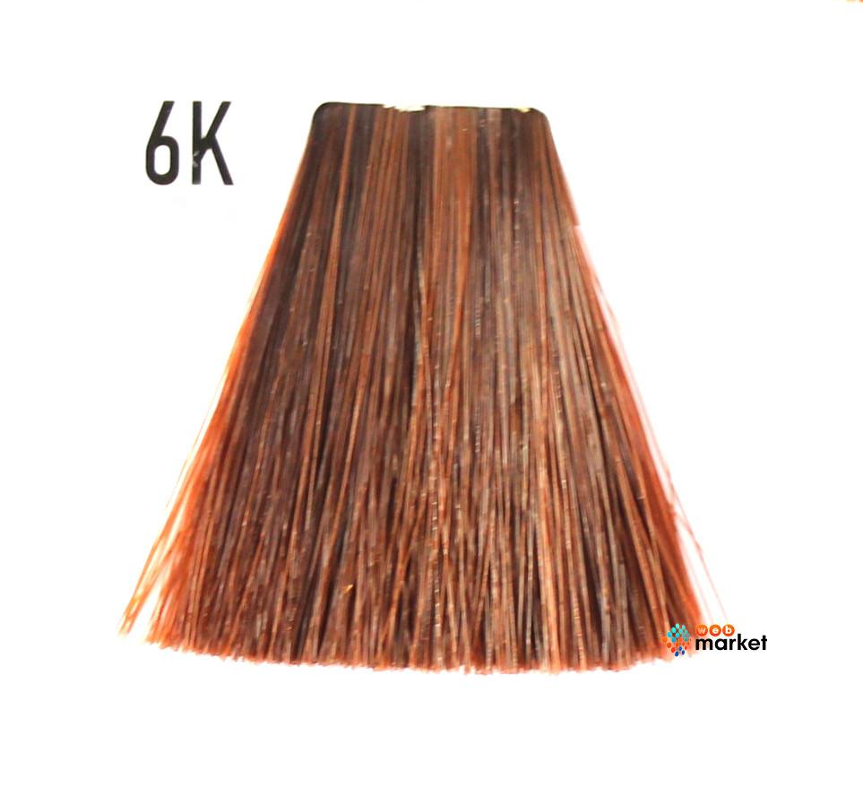 Краска для волос Goldwell Topchic 6K медный бриллиант 60 мл