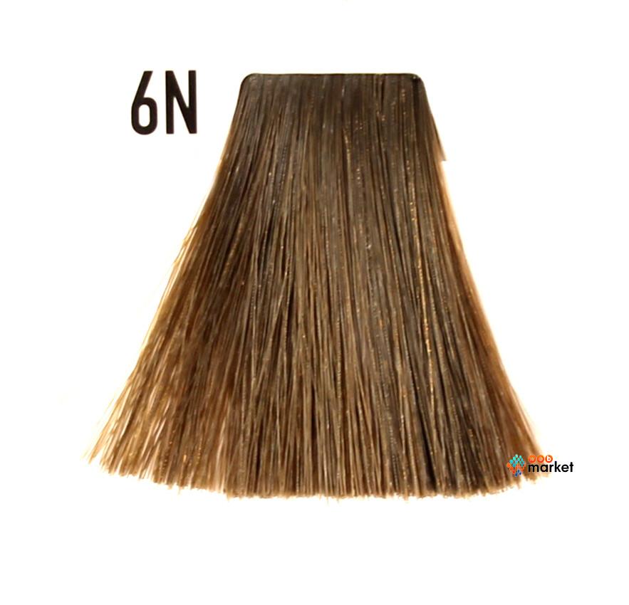 Краска для волос Goldwell Topchic 6N темно-русый 60 мл