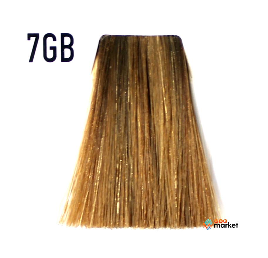 Краска для волос Goldwell Topchic 7GB песочный русый 60 мл
