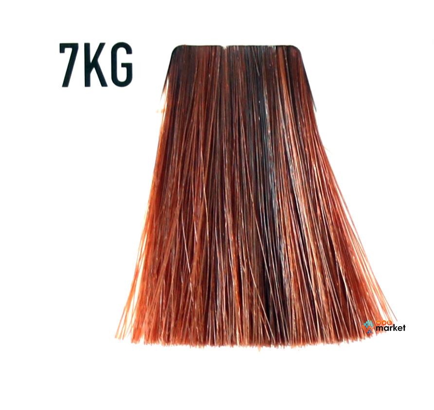 Краска для волос Goldwell Topchic 7KG медный золотистый 60 мл