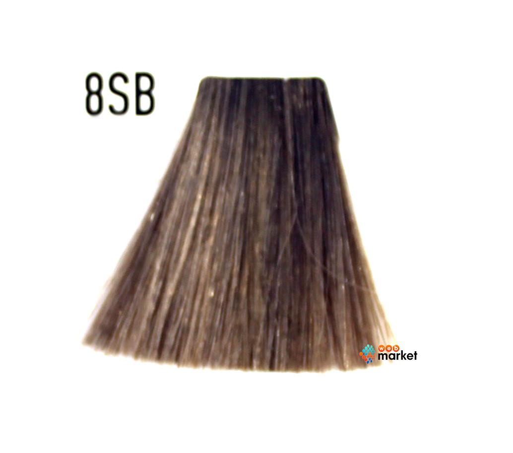 Краска для волос Goldwell Topchic 8SB серебристый блонд 60 мл
