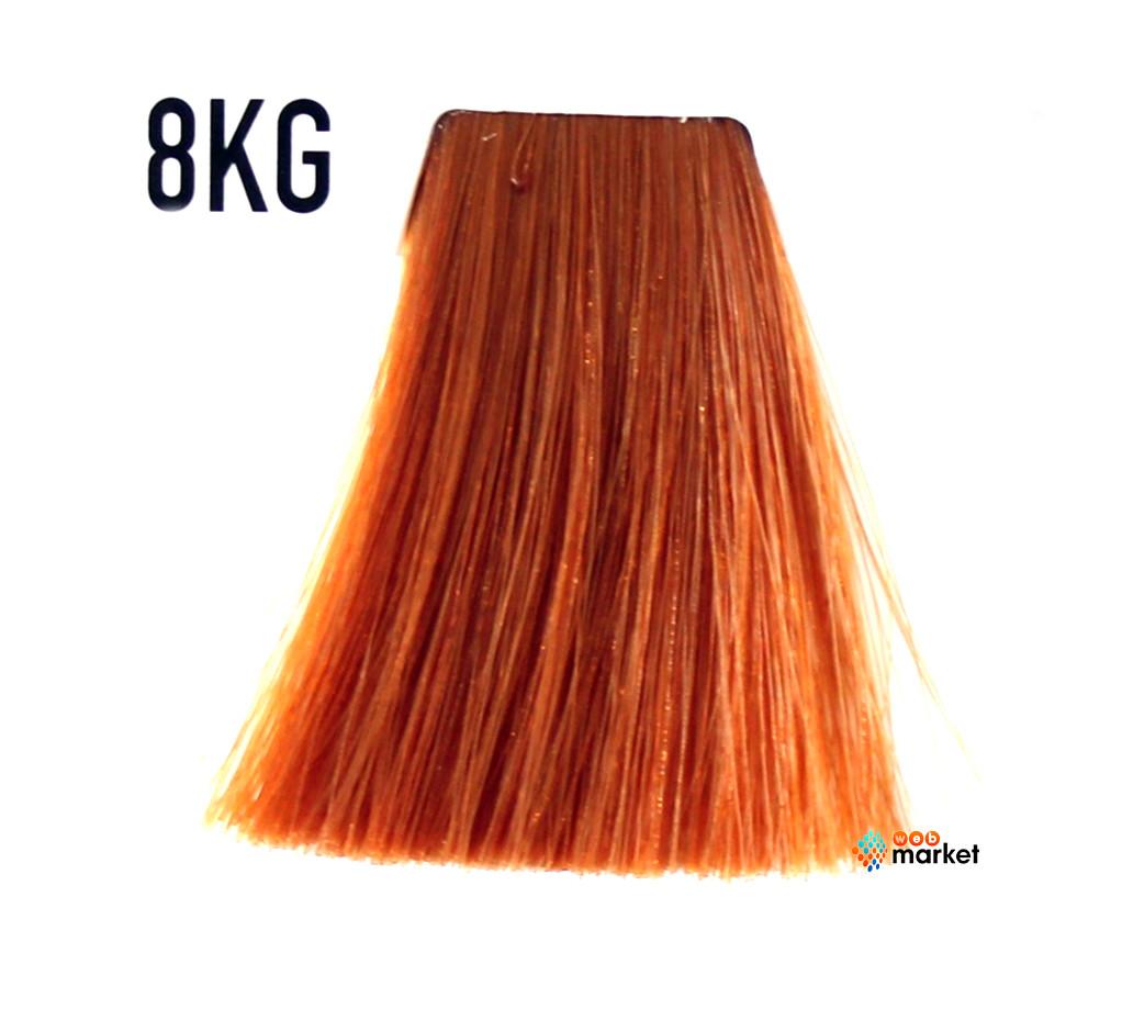 Краска для волос Goldwell Topchic 8KG медно-золотистый блондин 60 мл