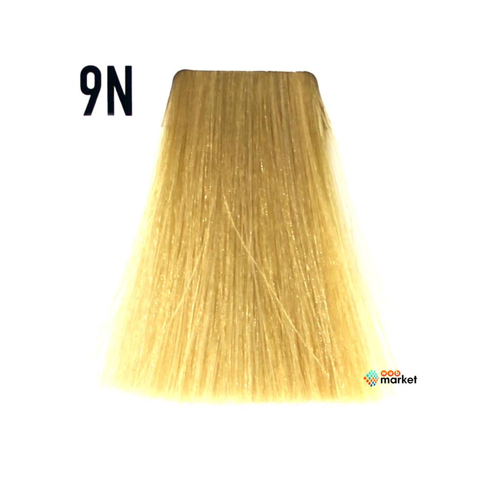 Краска для волос Goldwell Topchic 9N очень светло-русый 60 мл