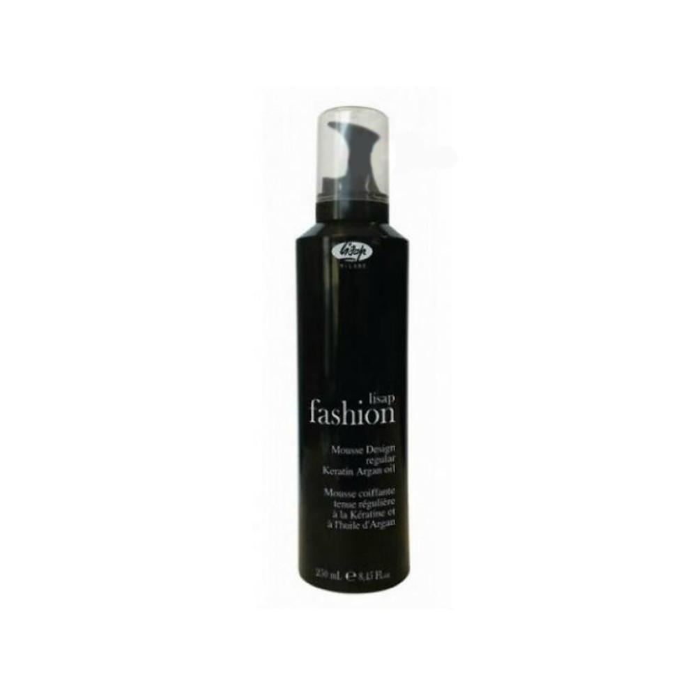 Моделирующая пена для волос Lisap Fashion Extreme Mousse Design Regular нормальной фиксации 250 мл