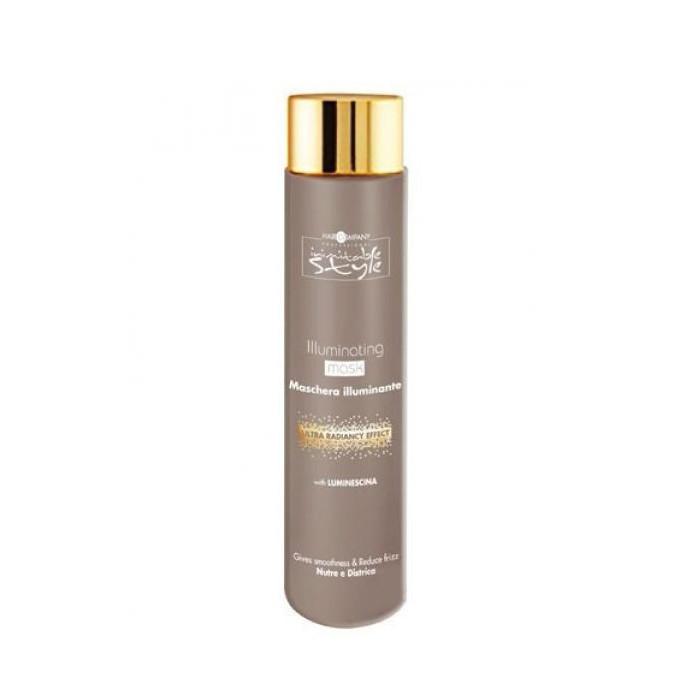 Маска для волос Hair Company Inimitable Style придающая блеск 250 мл